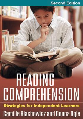 Reading Comprehension By Blachowicz, Camille L. Z./ Ogle, Donna